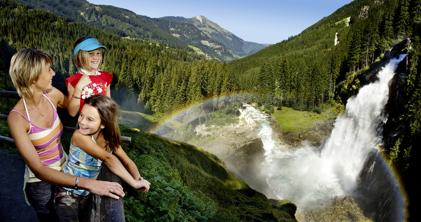 Ausflug Wasserfälle