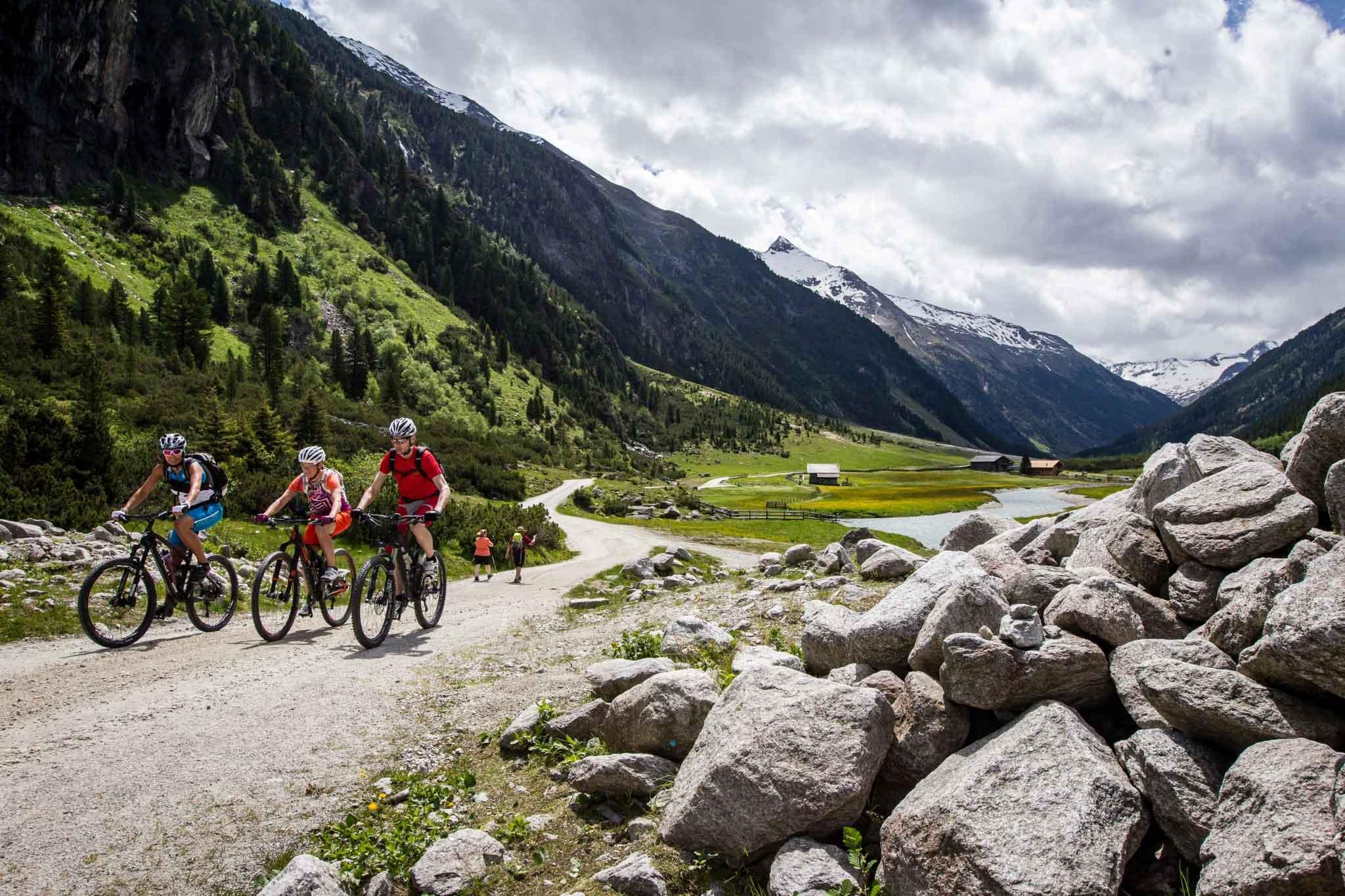 Ausflug E-Bikes