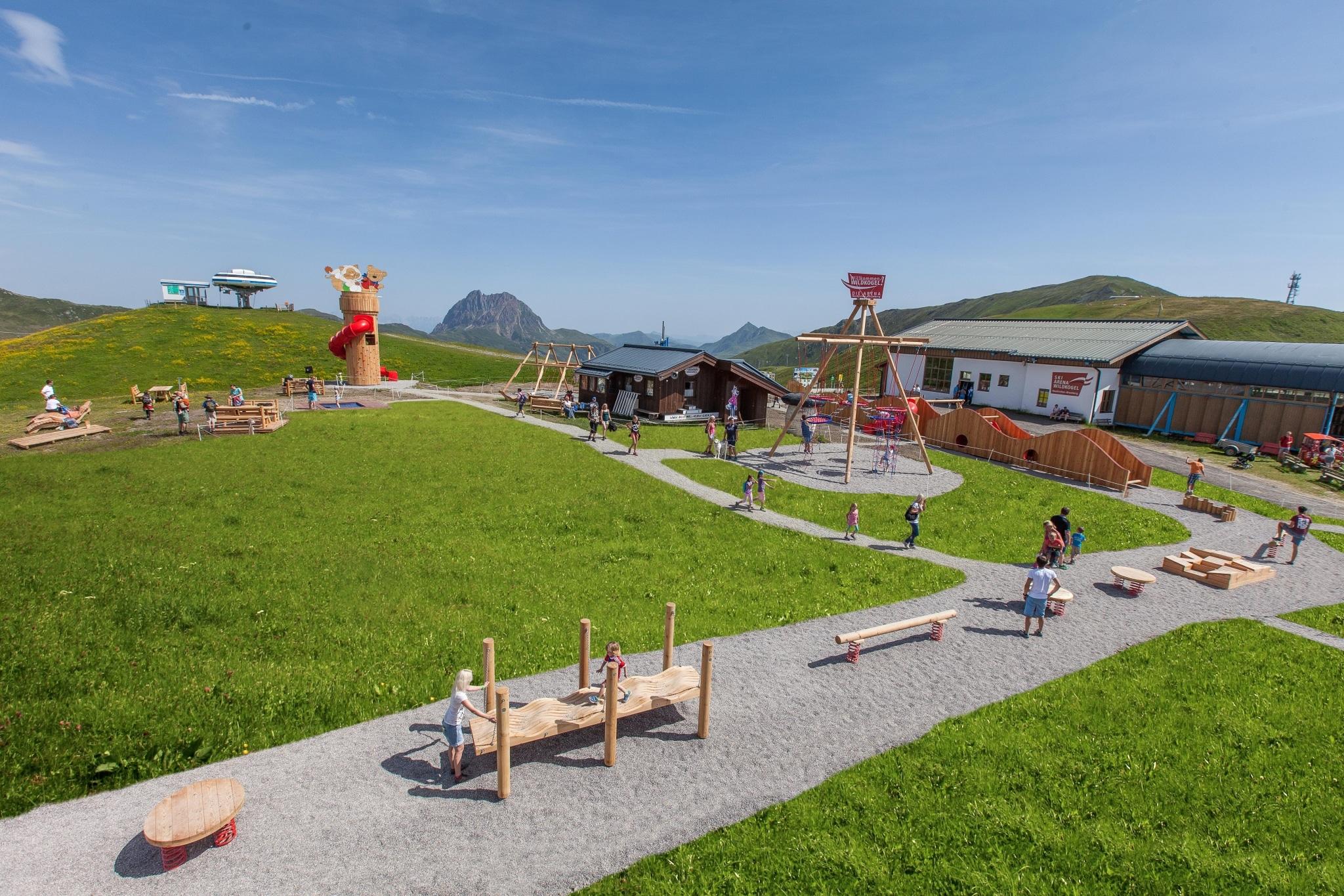 Spielplatz Bergrest